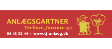 Anlægsgartner Torben Jensen
