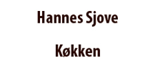 Hannes Sjove Køkken