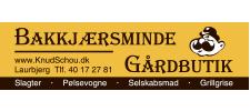 Slagtermester Knud Schou – Gårdbutikken Bakkjærsminde