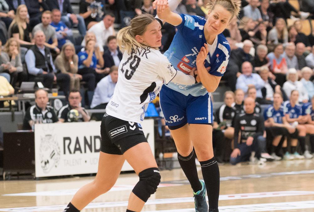 Optakt til kampen Randers HK – Aarhus United