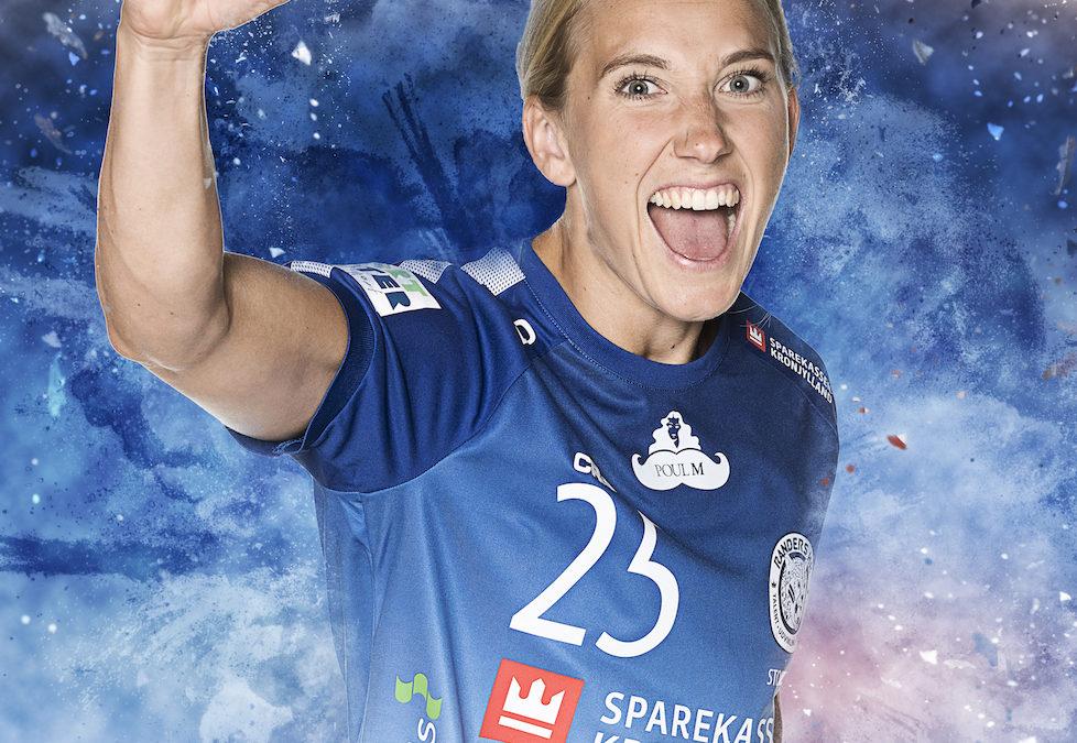 Maria Fisker Stokholm i lykkelige omstændigheder