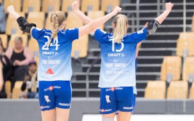 Optakt til kampen imod Skanderborg