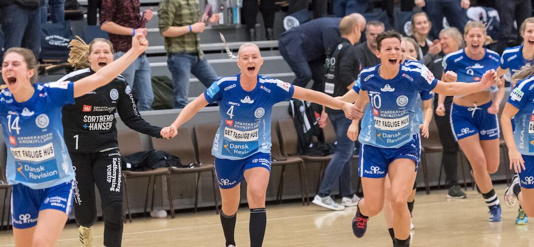 2 point i en velspillet kamp imod Silkeborg