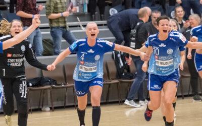 Optakt til kampen imod EH Aalborg