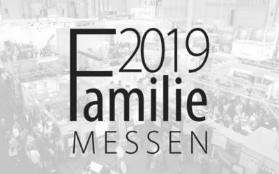 Opdatering på Familie Messen 2019