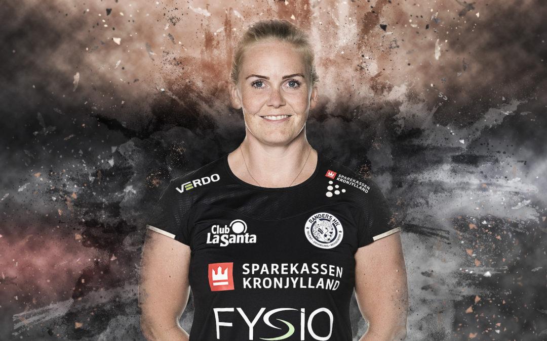 Optakt til kampen imod København Håndbold