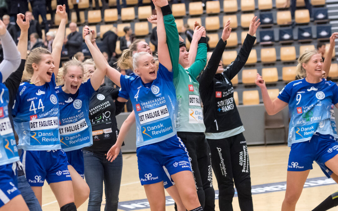 2 dejlige point imod Skanderborg