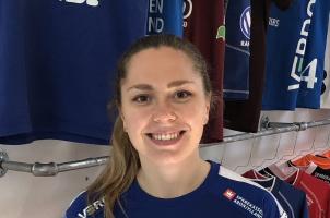 Katrine Larson tilslutter sig Randers HK