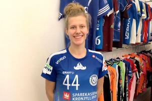 Rikke Thorngaard bliver i Randers HK