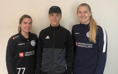 Line Mai og Josefine Dragenberg om Aarhus kampen og andet