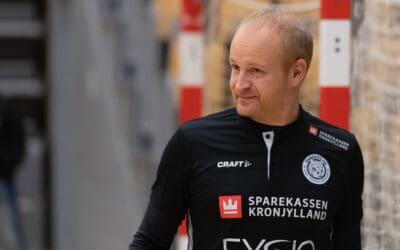 Niels Agesen stopper i Randers HK til sommer
