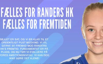 Fælles for Randers HK – Fælles for fremtiden