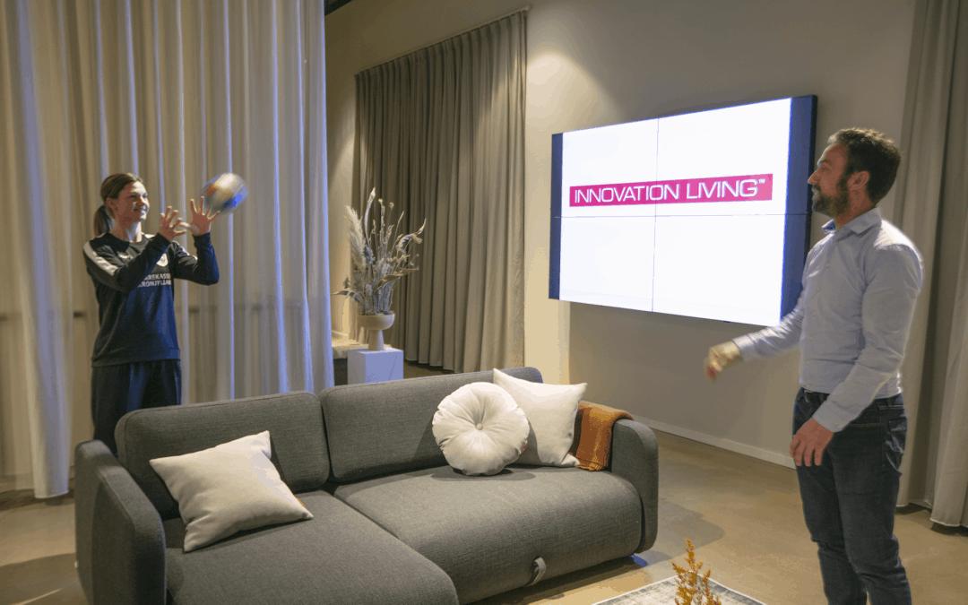 Innovation Living og Randers HK i langsigtet samspil med tro på fremtiden