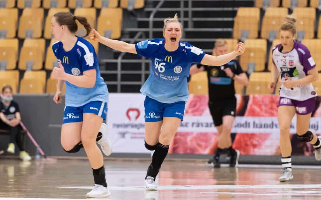 Mia Møller indstiller karrieren