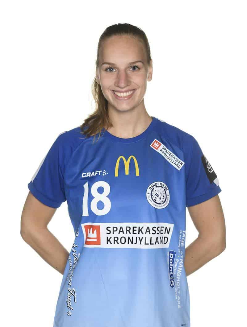 #18 Pernille BRANDENBORG