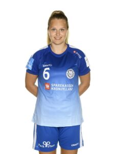 #6 Christina Hansen, streg