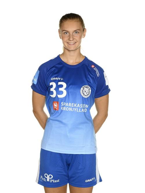 #33 Lene Østergaard Nielsen, bagspiller