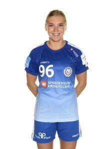 #96 Mia Møller, bagspiller